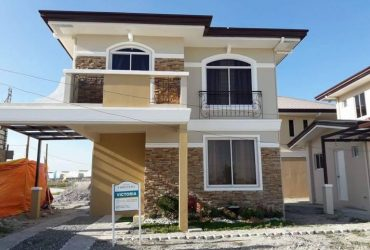 Ready to move in Solana Frontera Angeles City Rent to Own near Marquee