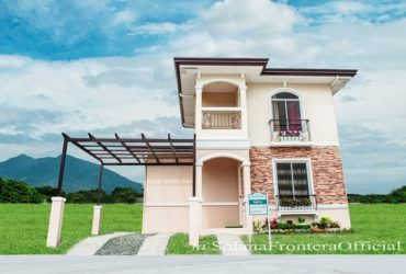 3 Bedroom 2 Storey House, Sofia Model for Sale in Solana Fontera, Pampanga