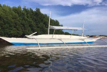 Boat Island Hopping