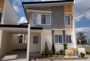4BR Affordable House and Lot for Sale, City of San Fernando, Aspire Residences