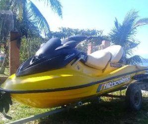 Jetski, speed boat