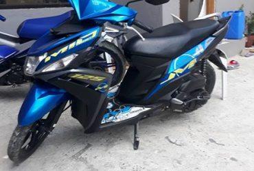 Yamaha Mio i 125 2017 model