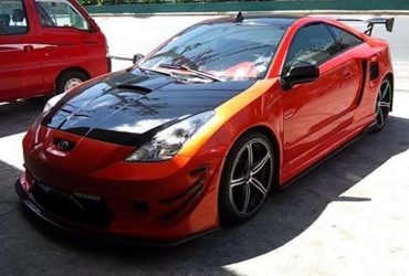 toyota celica sports car