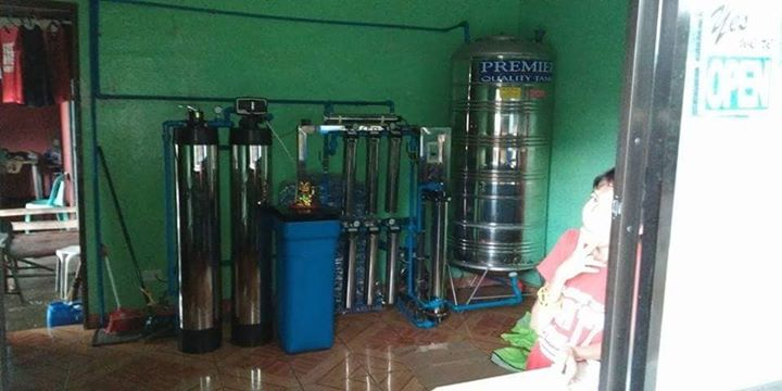 Water station for sale