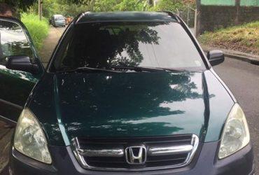 Honda cr-v 2nd gen
