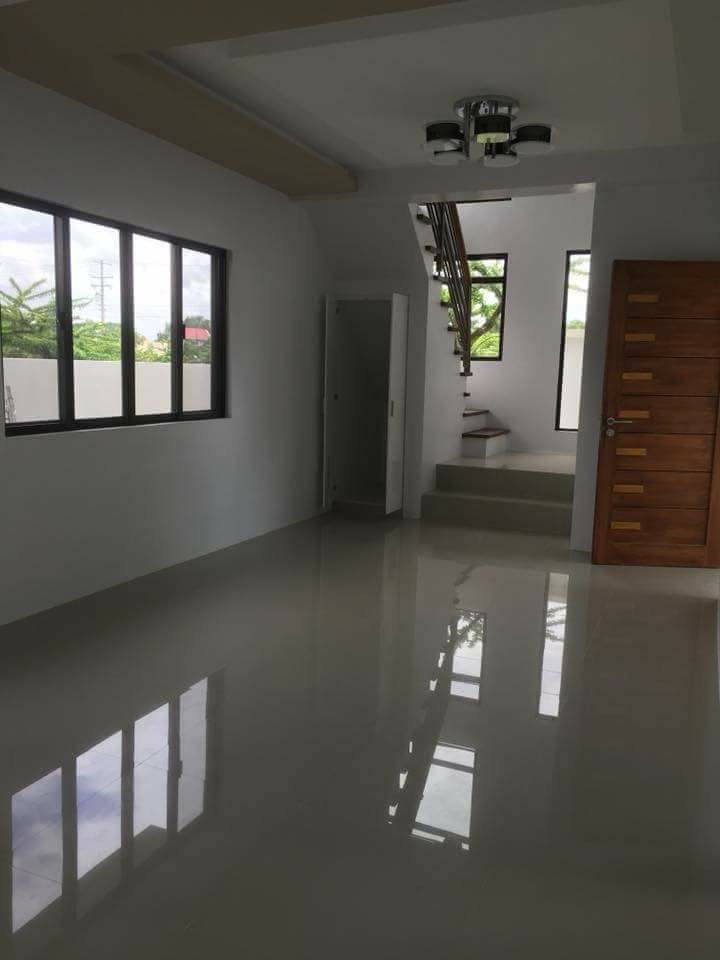 Newly Built House and Lot For Sale