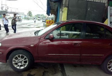 For sale 2001 nissan exelta