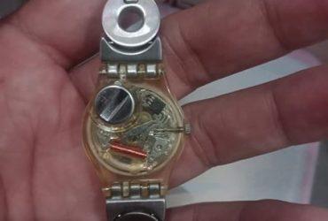 Ladies Swiss Made Watch Original