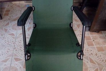 Folding bed/chair For Sale