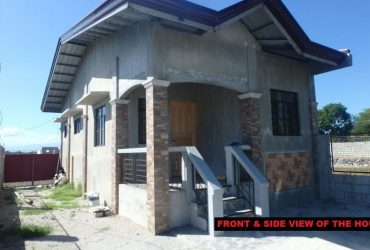 House and Lot For Sale (Residential / Agricultural)