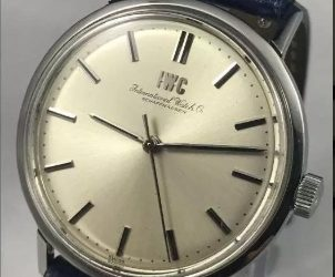 IWC Vintage 1960s Steel Watch With Legendary Caliber 89 (Rolex Patek)                        Hover on the image to zoom in Clothing and Accessories Jewelry and Watches  IWC Vintage 1960s Steel Watch With Legendary Caliber 89 (Rolex Patek)