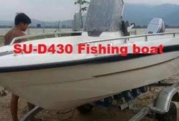 RESCUE BOAT Speed boat Fiberglass
