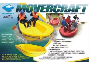 Plastic Boat for sale: