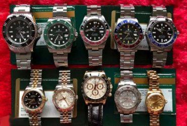 Rolex Patek Philippe Cartier Panerai Diamond watch buyer