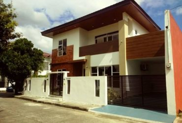 Semi furnished house and lot for rent in San fernando city Pampanga