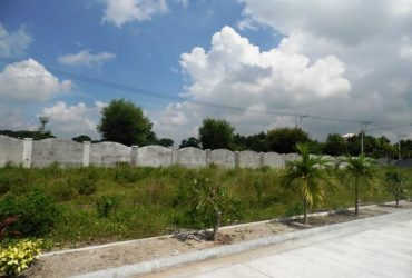300 sq.m Residential Lot For Sale Very Near to Clark