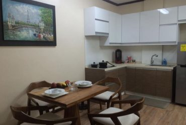 2 Bed Rooms 60 sqm. with balcony ,1 bathroom, kitchen & Dining, living room