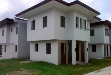 House and Lot for Sale Pampanga Single Attached Horizon Residences near SM 3BR