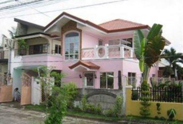2 Storey House and lot in Casa Alicia Subdivision -Dumaguete City