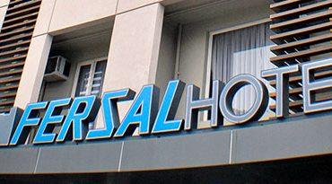 FERSAL HOTEL QUEZON CITY