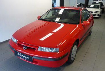 Opel Calibra 16V *1.Hand*Unfallfrei*Scheckheft*Klima*, Reutlingen