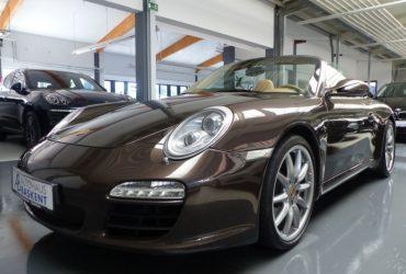 Porsche 997 Carrera Cabrio PDK*PCM*LEDER-BEIGE*NAVI*BOSE,  Sindelfingen-Darmsheim