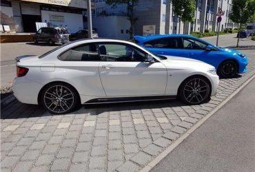 BMW M235i Xdrive bis 405PS ! MIT TÜV ! Viele Extras,  Herrenberg