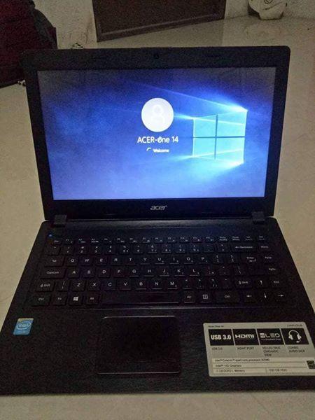 Acer laptop SLIM 5th geniration