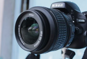 nikon d5100 dslr camera for sale