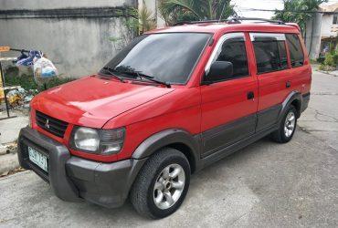 For Sale!!! Mitsubishi Adventure GLX 1999 Diesel