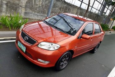 Toyota Vios 2006 1.5G TOP OF THE LINE