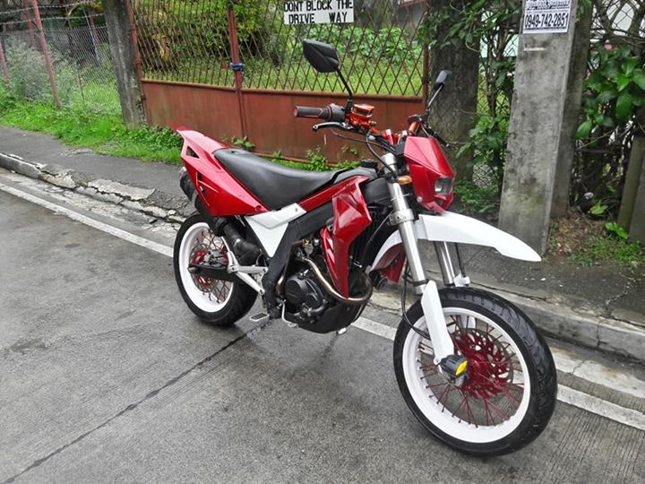 Zongshen Moto-R Upgraded 155cc to 200cc Motard – Search and