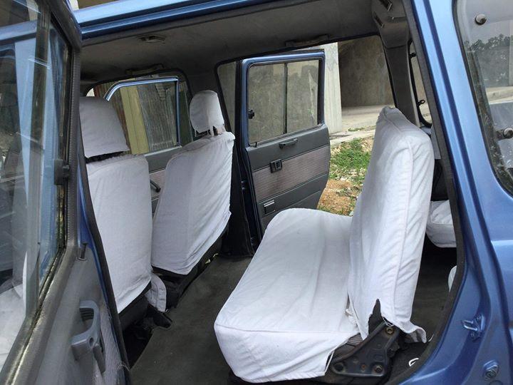 Toyota tamaraw fx