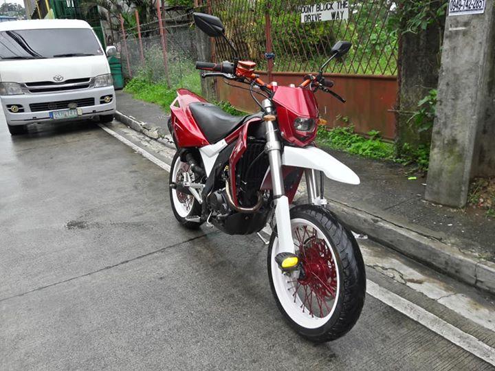 Zongshen Moto-R Upgraded 155cc to 200cc Motard