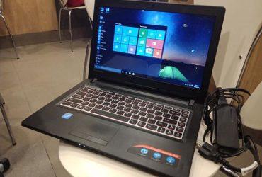Lenovo laptop Quadcore Celeron