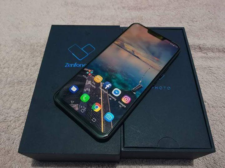 Zenfone 5 2018 Midnight Blue