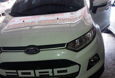 Ford eco sport manual trans 2016 model