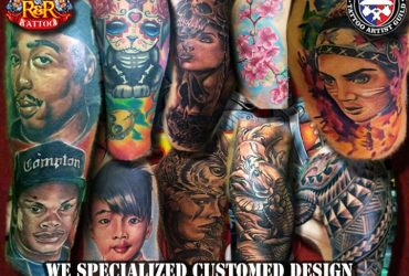 R and R Tattoo Shop