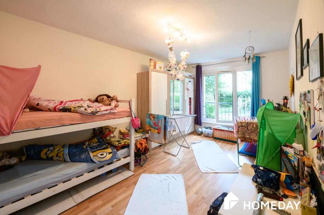 Zweiraumwohnung in Bestlage, Dresden