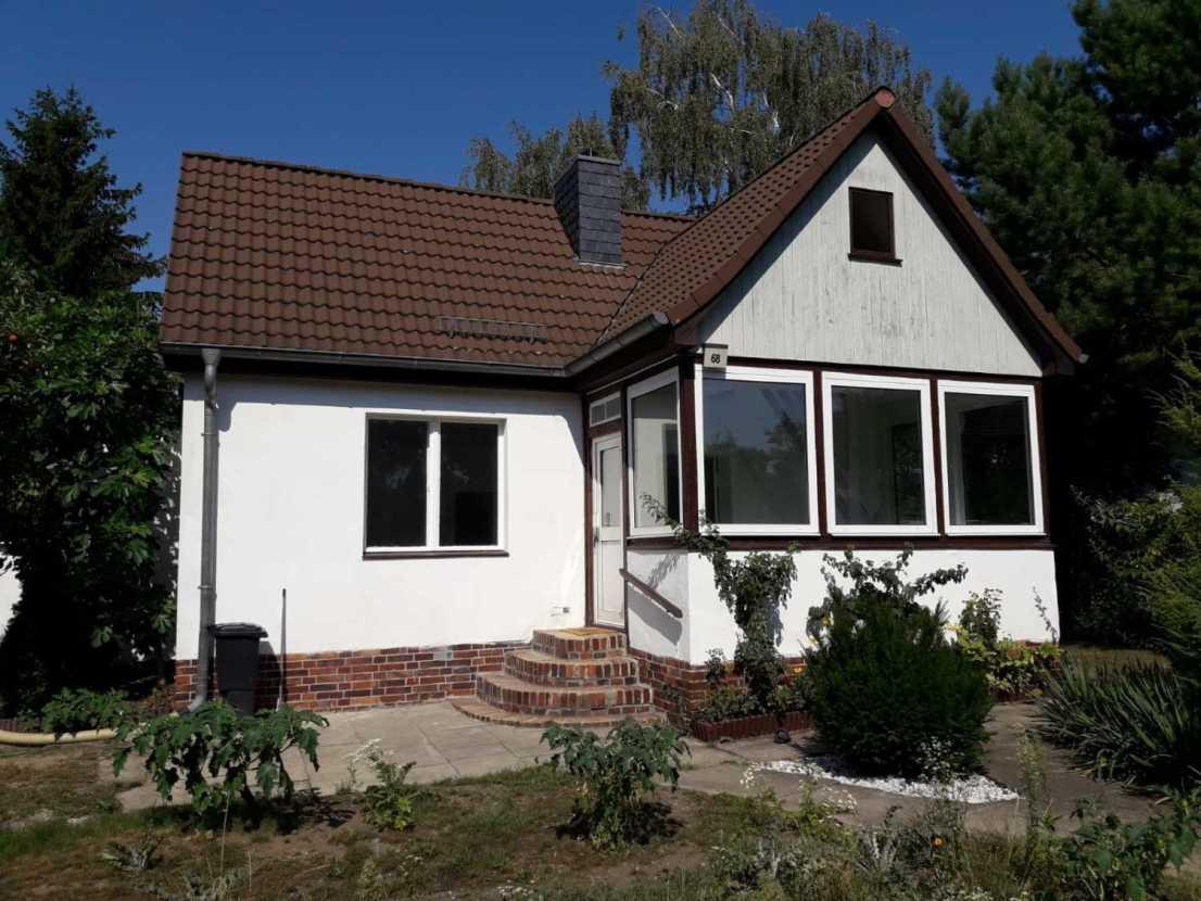 Kleines Haus in Berlin-Kaulsdorf Süd zu vermieten-keine Tierhaltung ...