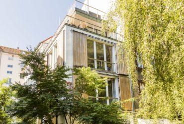 Stilvolles Townhouse mitten in der Stadt – Berlin möbliert
