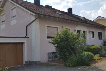 Schöne, geräumige Doppelhaushälfte in Bad Rappenau-Treschklingen