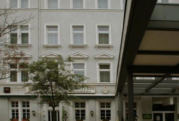 Hotel und Restaurant Sächsischer Hof in Chemnitz