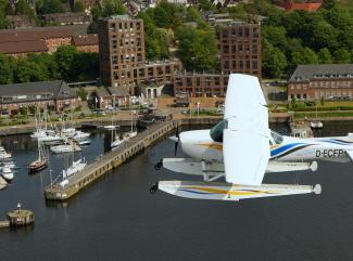 Flugschule Baltic Seaplane – Wasserflug in Norddeutschland