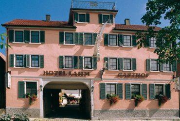 Hotel & Gasthof Lamm in Tübingen-Unterjesingen