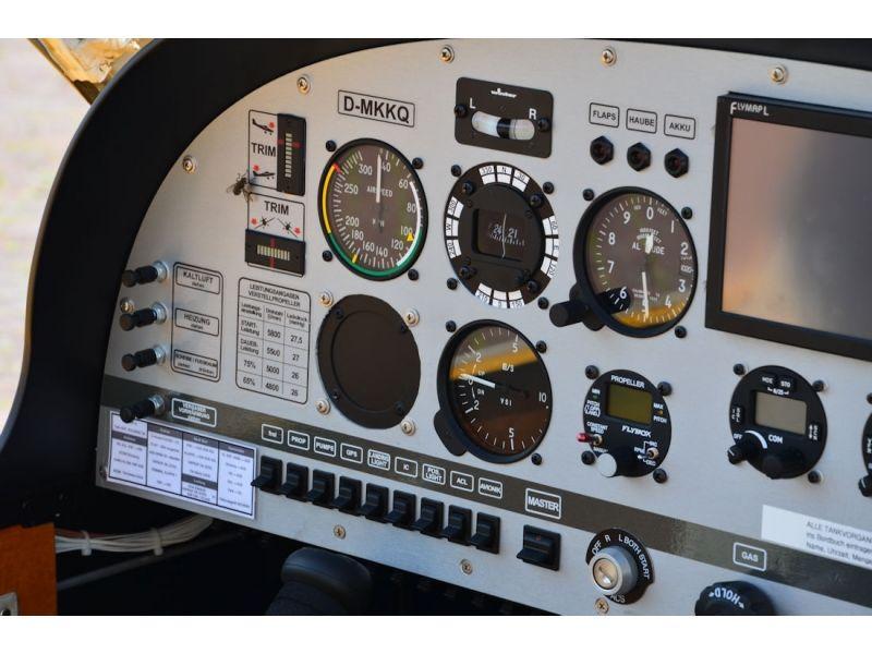 Evektor – Eurostar SLW