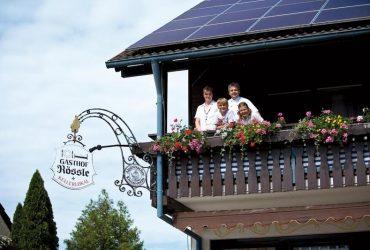 Restaurant und Hotel Rössle in Rottenburg Oberndorf