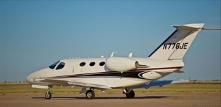 Cessna Citation Mustang  Jet