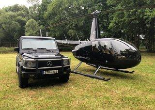 Helikopter (Kolbenmotor) Robinson R44 Clipper