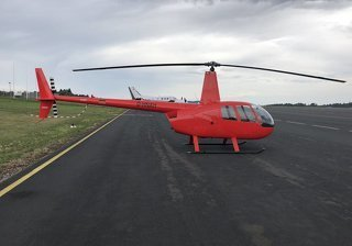 Robinson R-44 Astro Helikopter